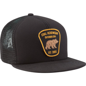 coal bureau trucker hat pmrzyxp