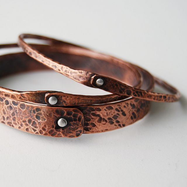 copper jewelry copper bangles | flickr - photo sharing! touxirf