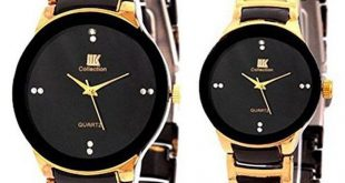 couple watches iik collection multi colour analog couple watch ogkerio