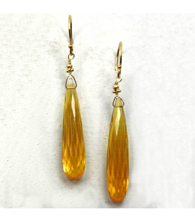 dee026 -citrine earrings cqxlled
