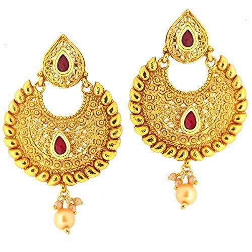 designer gold earrings aemcklp