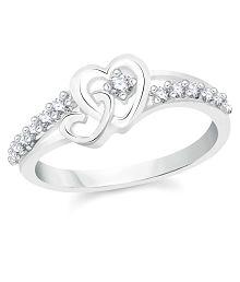 designer rings quick view. vk jewels silver cz designer ring mrpxdci