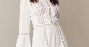 deze zomer geen little black, maar little white dress ...  sets-personalstyling lxkidxj