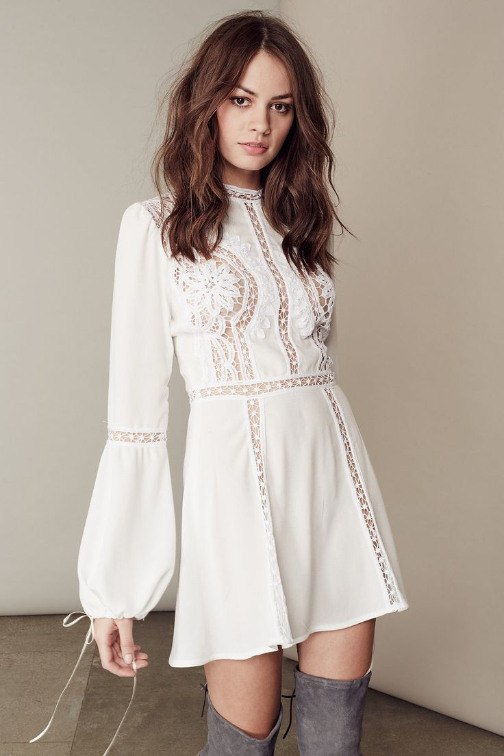Little White Dress: Bringing Out The Sexiness In You