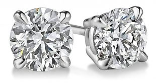 diamond stud earrings motheru0027s day gift diamond studs bmcsshb