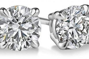 diamond stud earrings motheru0027s day gift diamond studs bmcsshb