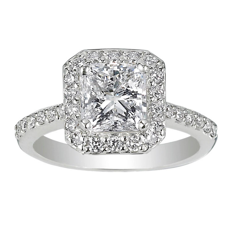 diamond wedding rings 62 diamond engagement rings under $5,000 | glamour mjgkydt