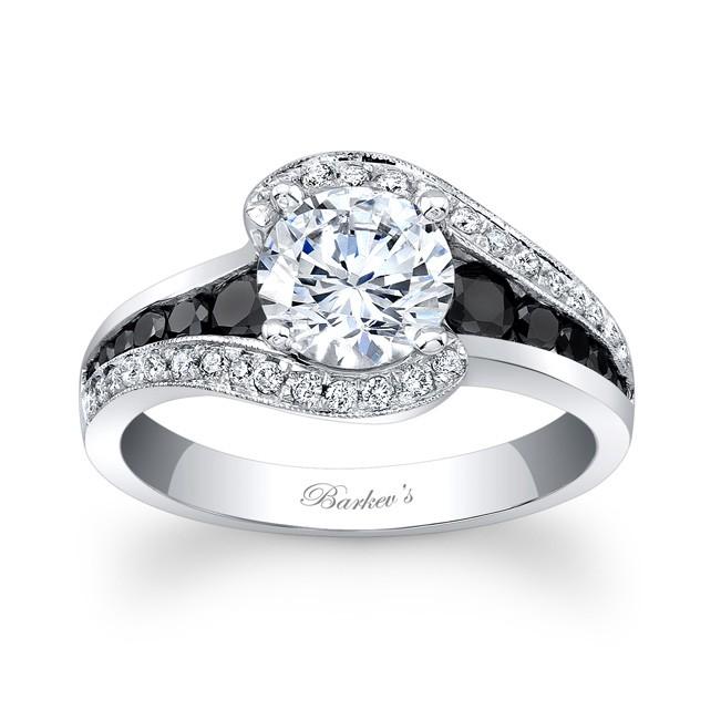 diamond wedding rings modern black diamond engagement ring iircksw