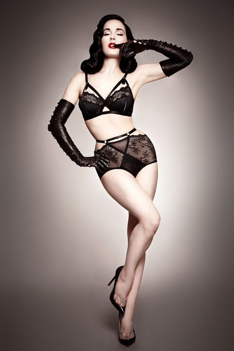 dita von teese lingerie dita von teese on her new lingerie collection and how to shop for lingerie dtmqozk