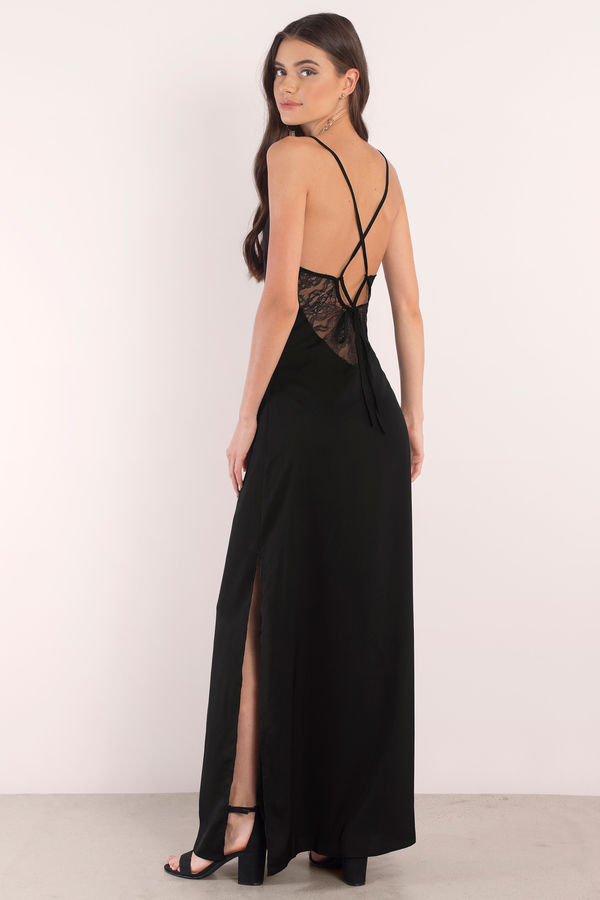 dress for wedding guest wedding guest dresses, black, channel freedom maxi dress, ... srcyafo