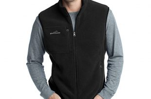 eddie bauer eb204 fleece vest - apparelnbags.com ltooojt