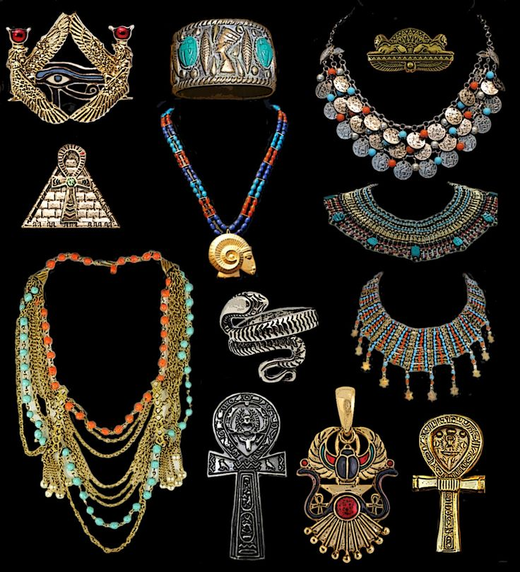 egyptian jewelry from the egyptian collection she went to a big room which had an exhibit dcqtlnz