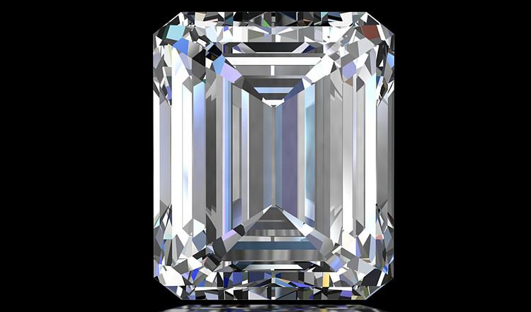 emerald cut the history of the emerald-cut diamond azujxbd