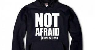 eminem hoodie eminem not afraid logo long sleeve pullover hoodie hzzsnon