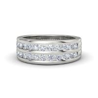 engagement rings for men double crown ring ofgpcbj