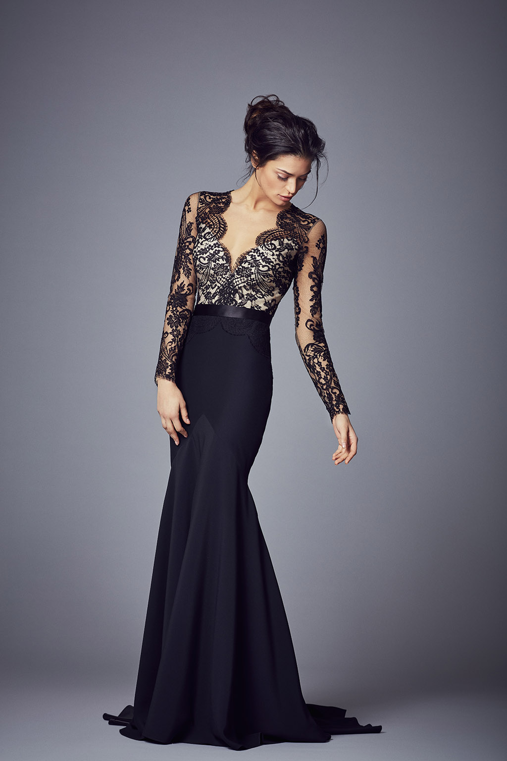 evening wear collection: salvador kwruriu