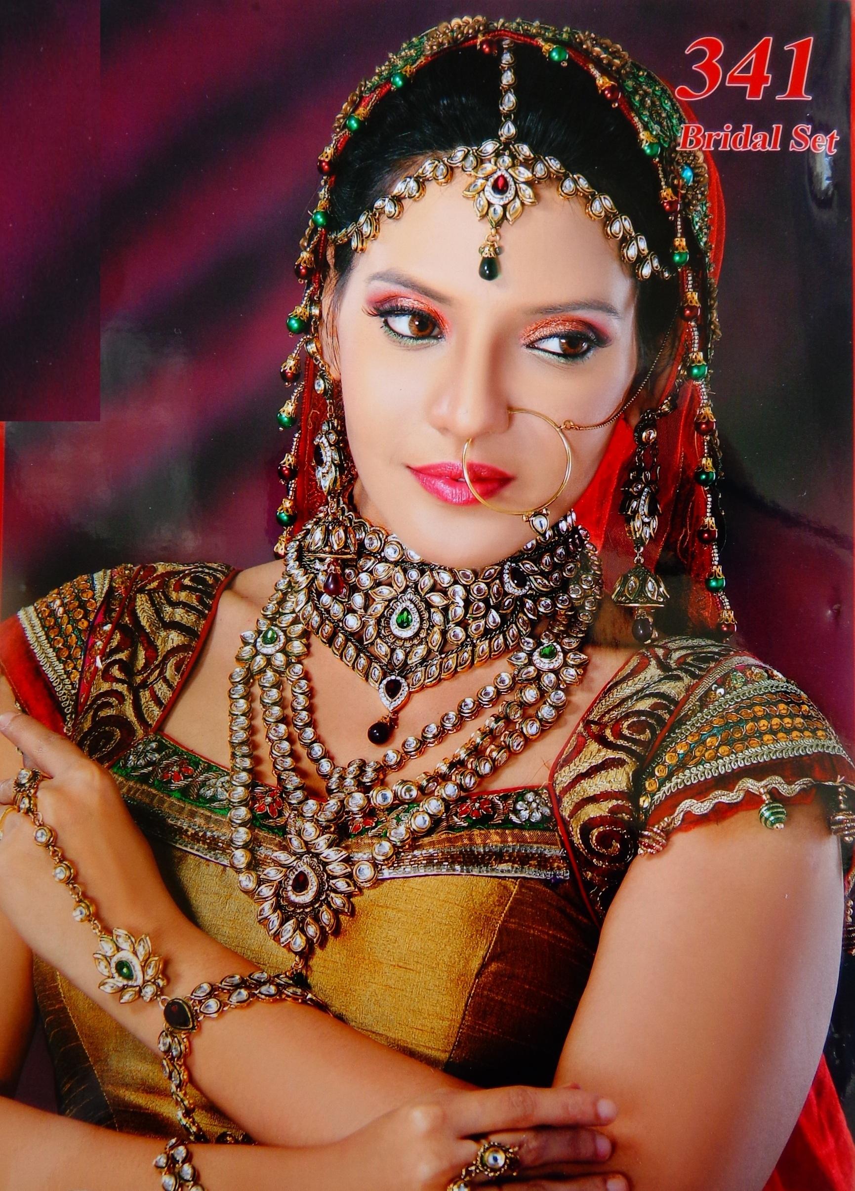 exclusive bridal jewellery set kfofdxr