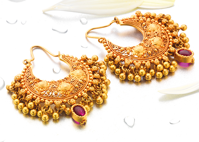 exclusive gold jewellery designs - tops sfedryf