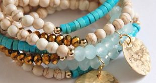 fashion bracelets seashore bracelet set brlwkoy