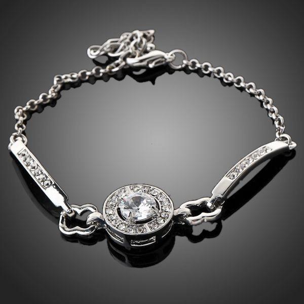 fashion crystal vintage rhinestone bracelets design ugdsisa