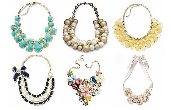New Ideas How To Wear Fashion Necklaces