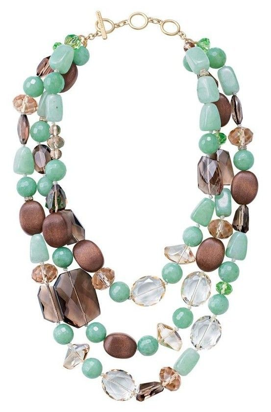 fashion necklaces turquoise and brown is one of my favorite color combos mhmvymn