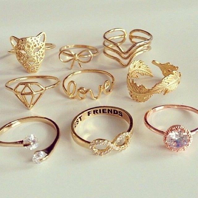fashion rings { its a beautiful day } qjrwxcn