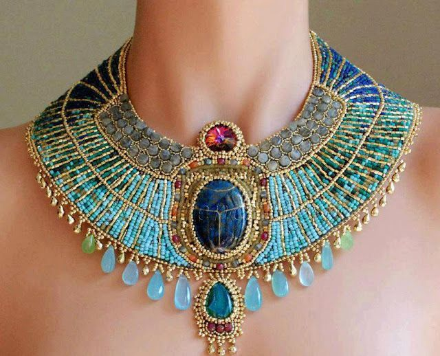 Five interesting facts about Egyptian jewelry