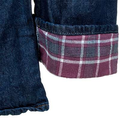 flannel lined jeans ... flannel lined pocket jean. please enable javascript to enable image  functionality. skanmfz