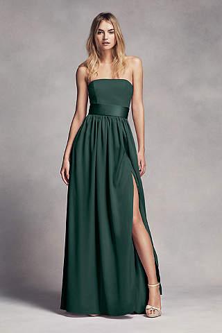 forest green bridesmaid dresses | davidu0027s bridal xmjnvfg