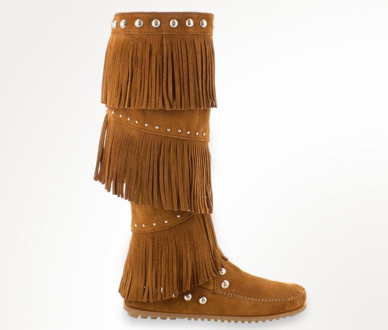 fringe boots rebecca minkoff tall fringe boot | 1652k | brown | 5 qyvptzo