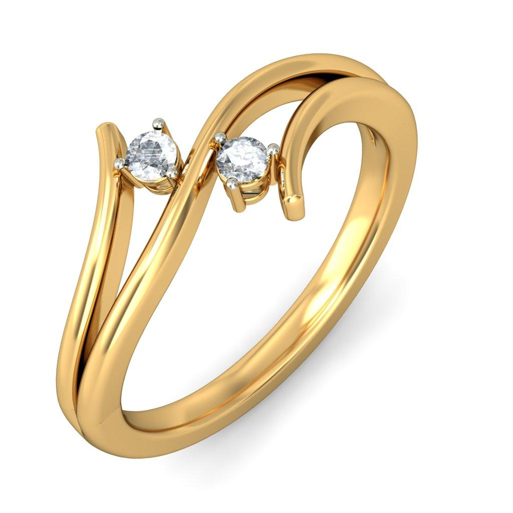 get designer gold rings for women for different occasions vtroxys