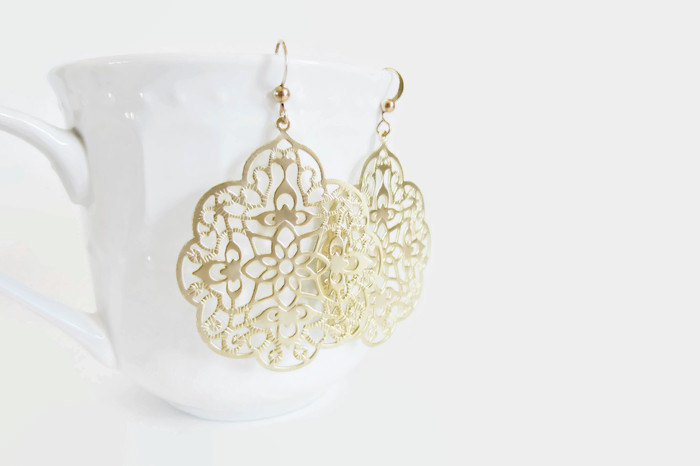 What Is Special In Filigree Earrings?