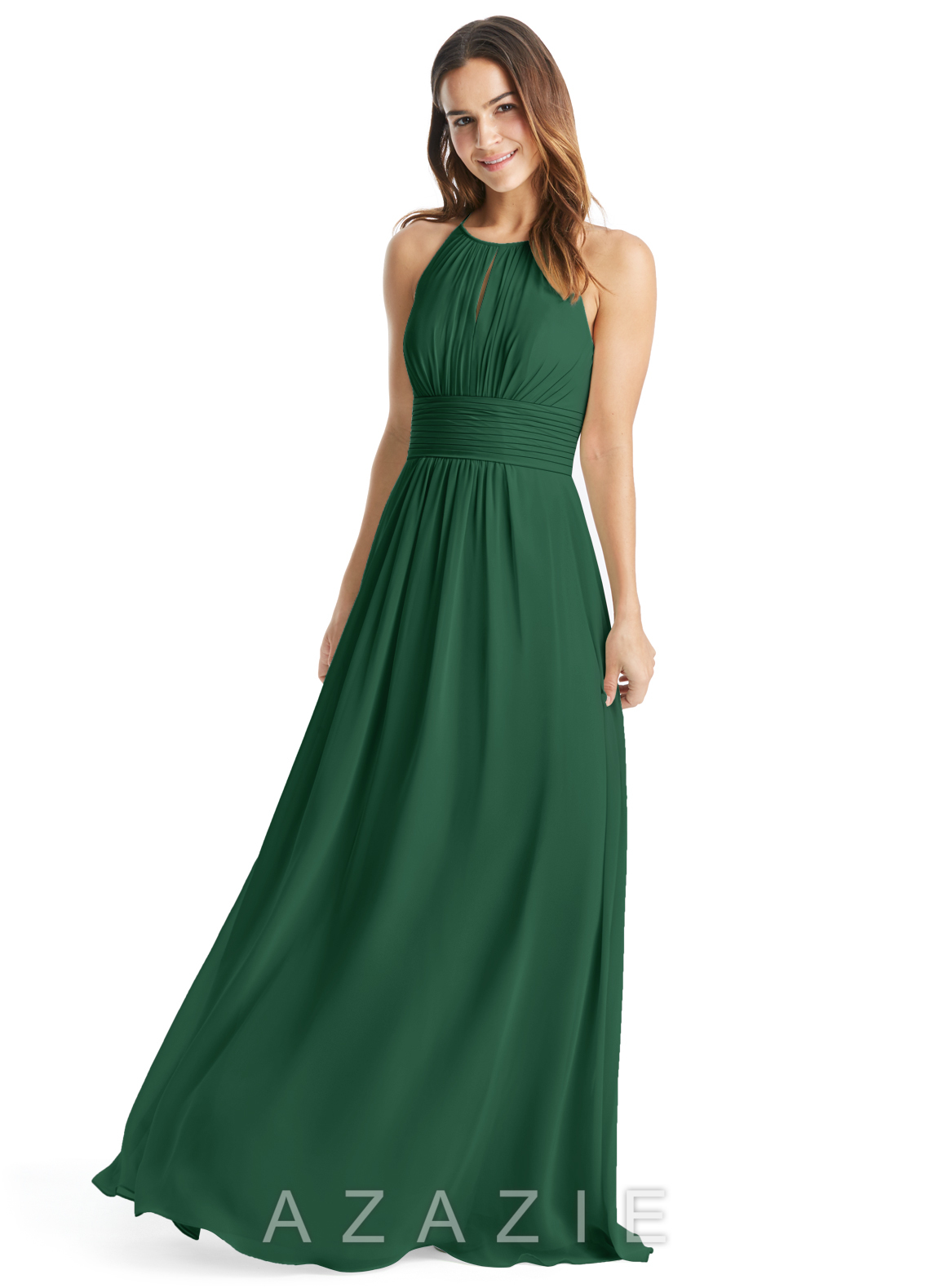Make the Day Memorable with green bridesmaid dresses