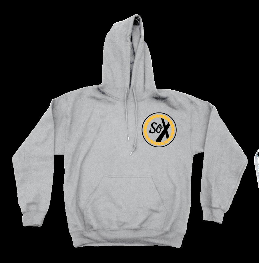 grey hoodie sox hoodie (grey) mmuccpv