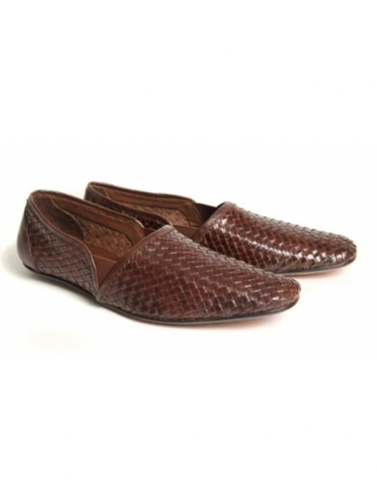 h by hudson shoes cairo in brown dzgscts