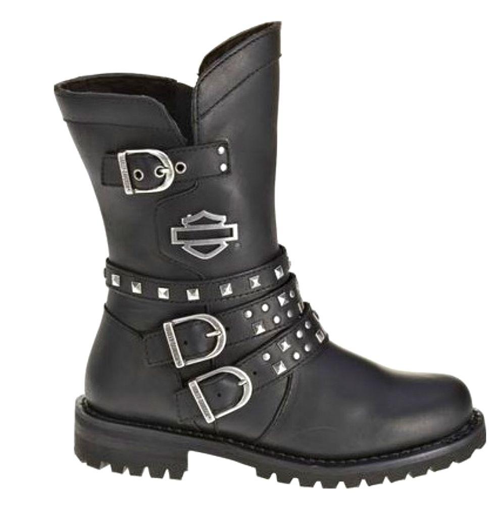 harley davidson boots for women harley-davidsonu0026reg; womenu0027s adrian motorcycle riding boots ewtfjjk