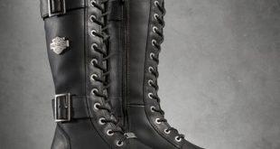 harley davidson boots for women womenu0027s belhaven performance boots - black | performance | official harley- davidson online store qklpefx