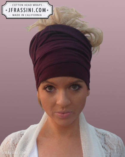 head wraps plum head wrap zusswxp