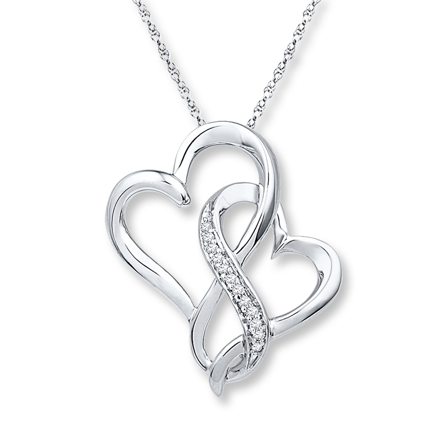 heart necklace hover to zoom cqtyljp