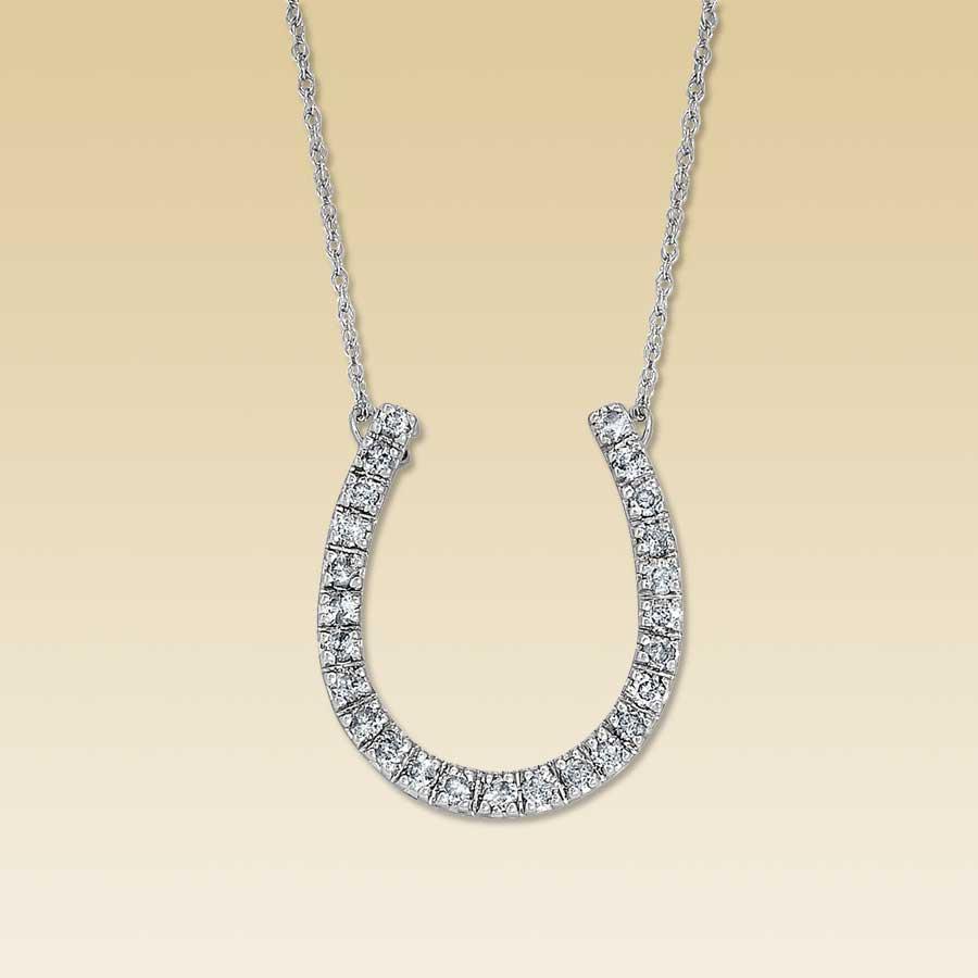 horseshoe necklace hover to zoom ulkwlbx