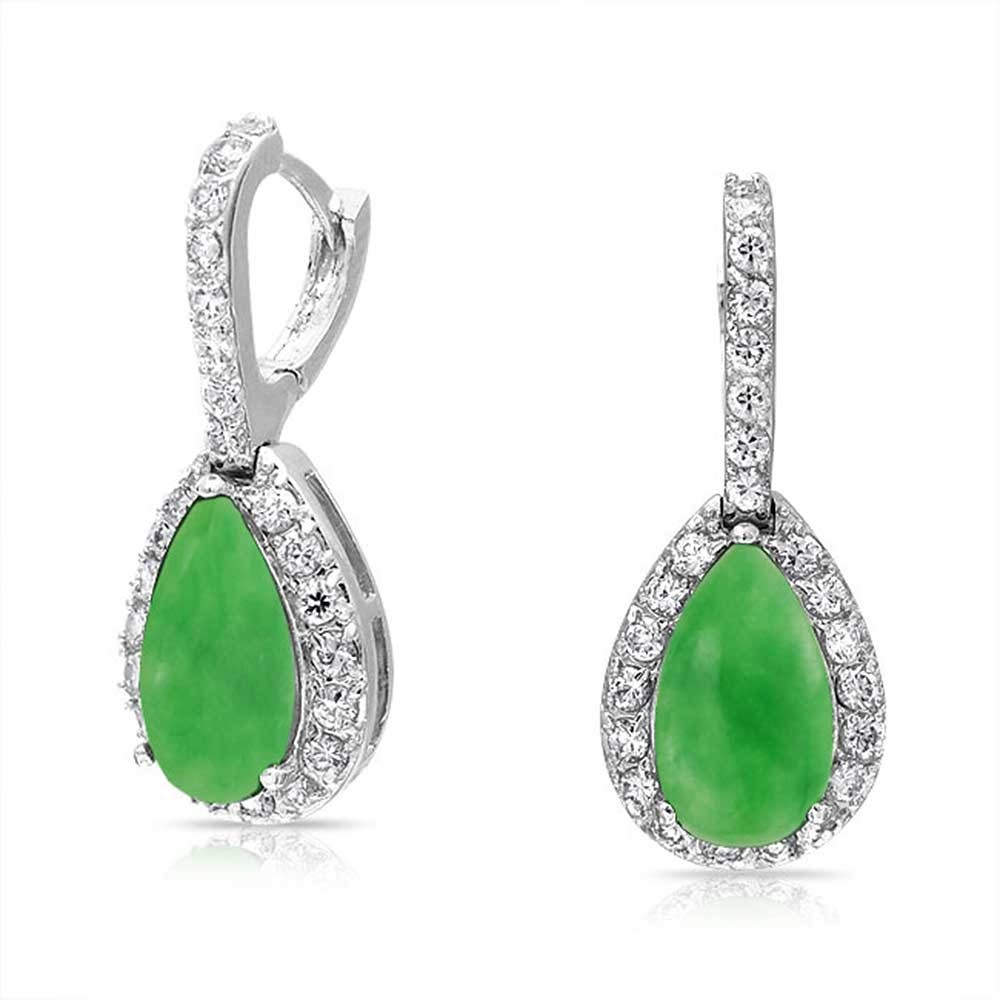 in the jade earrings adayorm