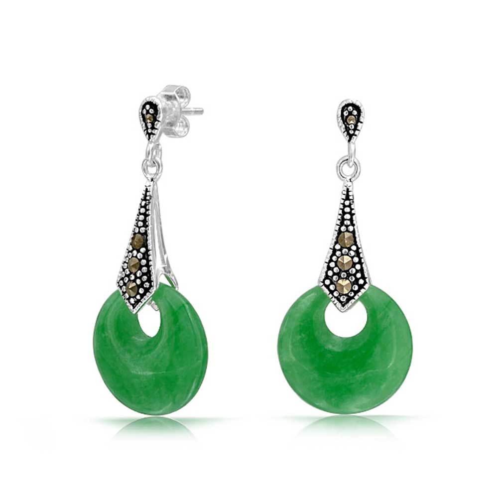 What you need to know about jade and using jade earrings