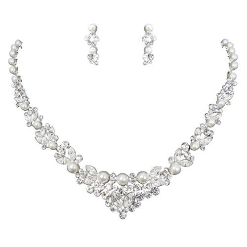 jewellery sets crystal-and-pearl-jewellery-set-nk185 jgoxooq