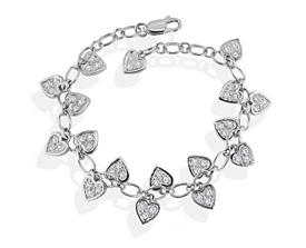 jewelry bracelets glamorous golden cuff bracelets and hammered gold bangles to elegant  diamond tennis bracelets - hfchvag