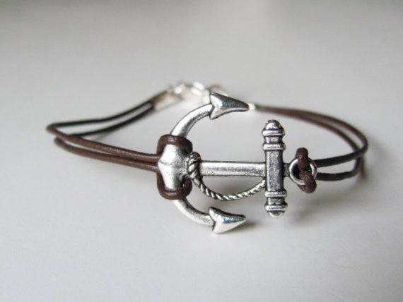 jewelry for men anchor bracelet anchor jewelry nautical by adornmentsbydebbie, $14.00 bizgxlh