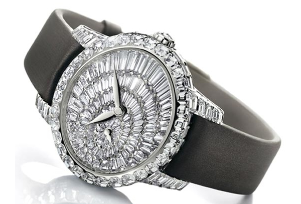 Reasons for buying jewelry watches