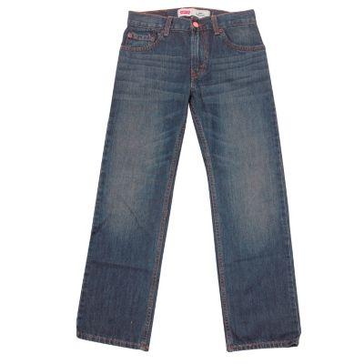 kids jeans boys 8-20 leviu0027s® 505™ regular-fit straight-leg jeans kcufryf