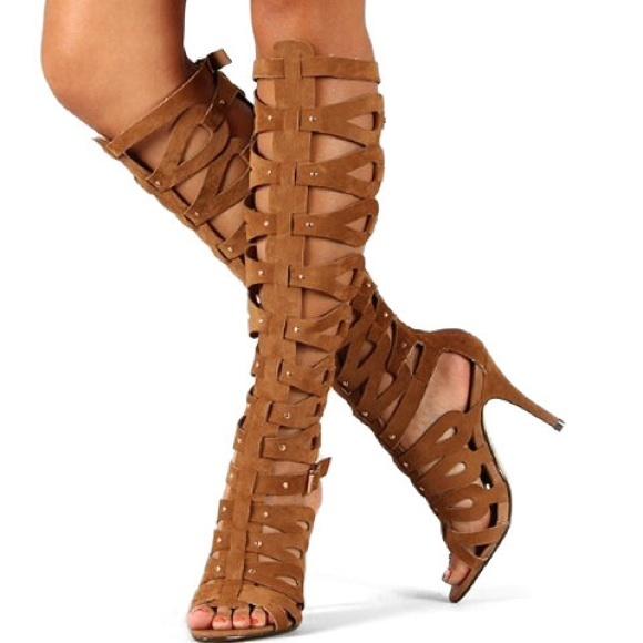 knee high gladiator heels kxmwkaf
