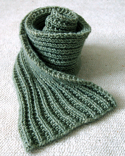 knit scarf easy mistake stitch scarf kvujeay